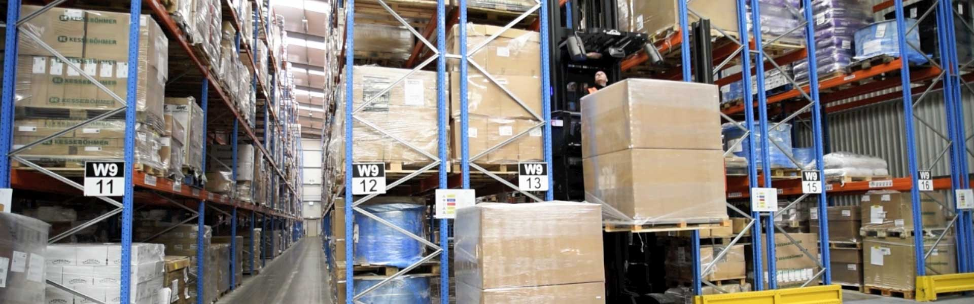Stiller - Warehousing, Distribution and Commercial Property